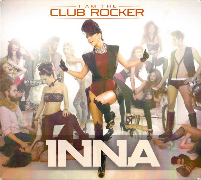 Encarte: Inna - I Am The Club Rocker (Collector's Deluxe Edition)