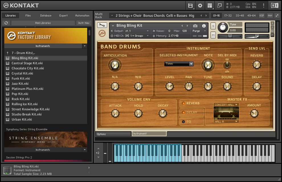Native Instruments - Kontakt 5 Factory Library » 4DOWNLOAD