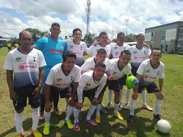 APURE: Sigue la actividad y participación Futbolística en el Alto Apure.