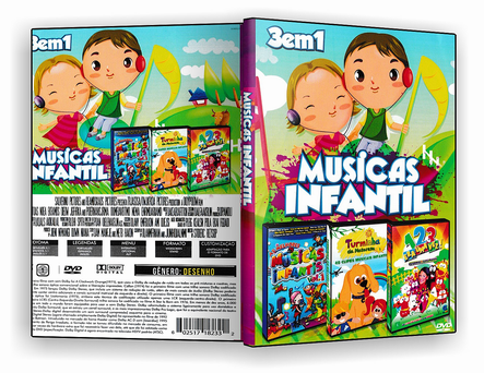 MUSICAL INFANTIL 4X1 VOL.02 - ISO