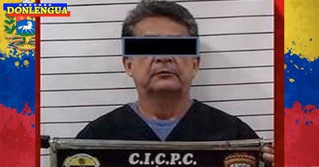 Médico de Aragua detenido por abusar de una menor durante una consulta