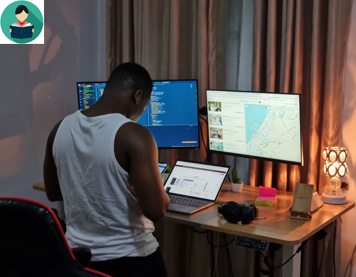 Benefits of Multiple Monitors When Coding