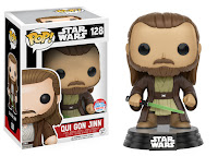 Pop! Star Wars: Ep. 1 – Qui Gon Jinn.