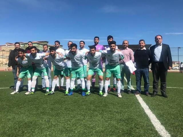 75.Yıl Gençlikspor rahat kazandı