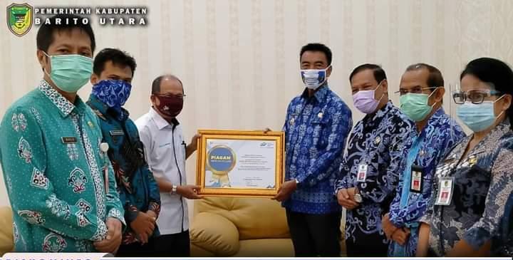 Pemkab Barut Terima Kunjungan Kerja BPS Provinsi Kalimantan Tengah