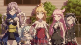 جميع حلقات انمي Fantasista Doll مترجم عدة روابط