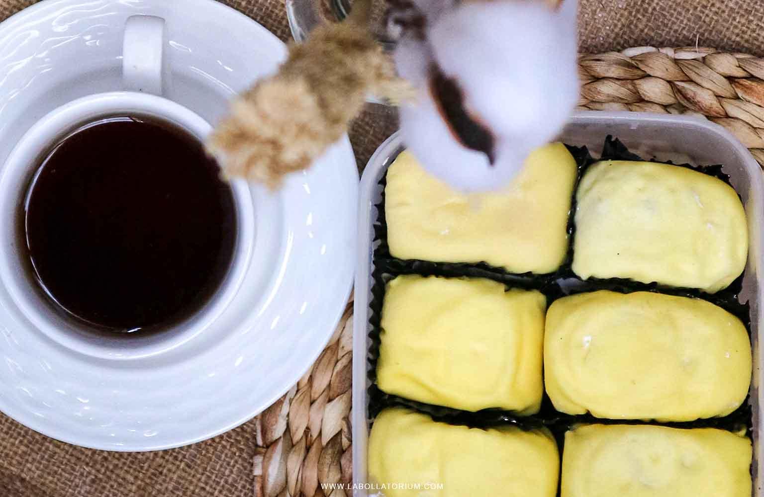Durian Pancake Original - Menu Best Seller Belah Doeren