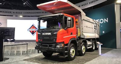 Scania e Navistar juntas em cooperação