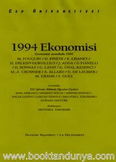M. Fouquin, D. Pineye, E. Chaney, H. Delessy-Dorvillius, J. Adda, D. Pianelli, H. Binnaz, G. Lafay, D. Ünal-Kesenci, M. A. Crosnier, A. Allard, D. De Laubier, M. Drame, S. Guez - 1994 Ekonomisi  (Cep Üniversitesi Dizisi - )