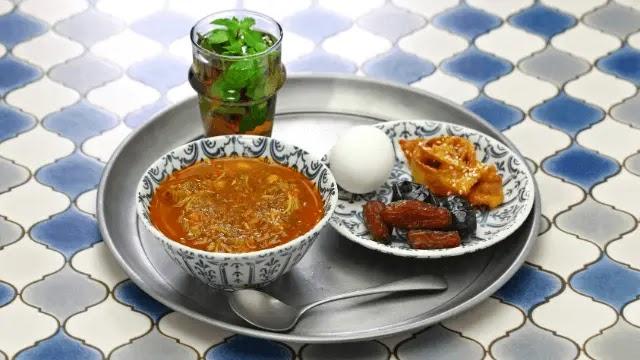 Chickpea Soup (Harira) Recipe