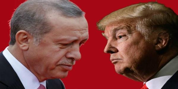 Ο Ν.Τραμπ κτυπάει αλύπητα την Τουρκία - Τι σημαίνει η σύλληψη στις ΗΠΑ του «ταμία» του Ρ.Τ.Ερντογάν