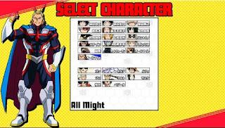 Boku no Hero Academia Mugen V3 +[DOWNLOAD]