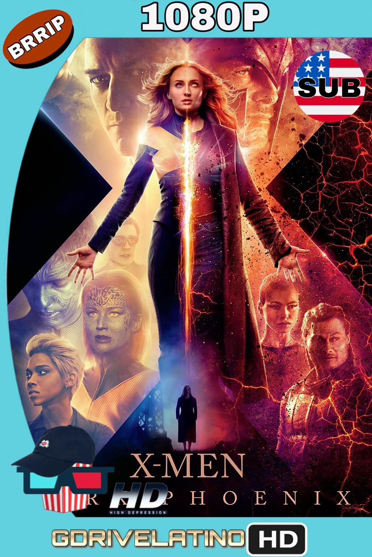 X-MEN: Dark Phoenix (2019) BRRip 1080p (SUBTITULADO) MKV