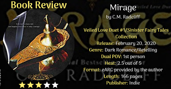 Mirage by C.M. Radcliff