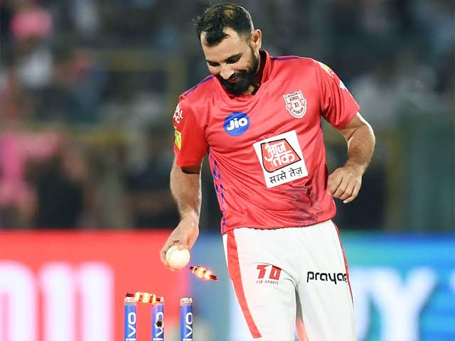 Mohammad shami Most wicket in ipl 2019