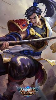 Zilong Eastern Warrior Heroes Fighter Assassin of Skins Starlight V1