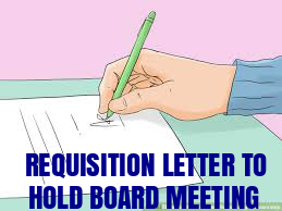 Requisition-Letter-Hold-Board-Meeting