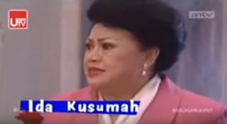 Biodata Ida Kusumah