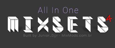 gta sa mod mixsets logo