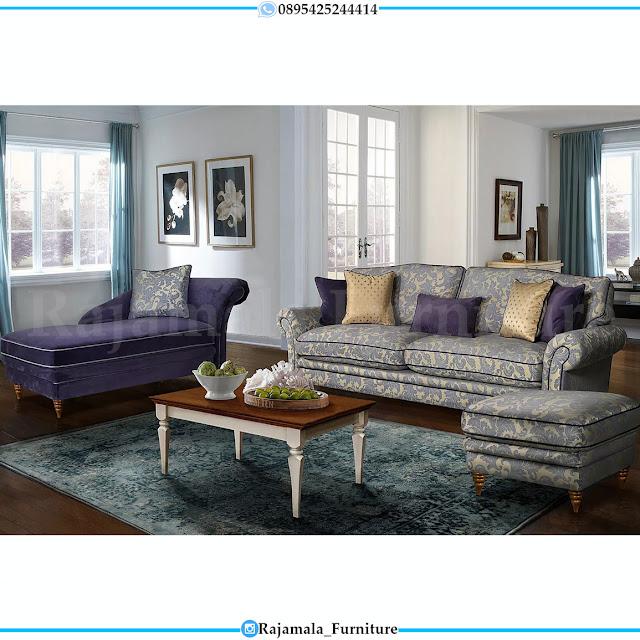 Desain Sofa Tamu Minimalis Vintage Furniture Minimalis Jepara RM-0320
