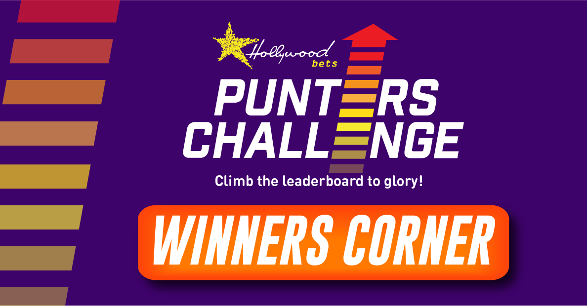 Hollywoodbets Punters' Challenge: Winners Corner
