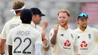 England vs Pakistan 1st Test 2020 Highlights