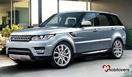 Gambar Mobil Land Rover