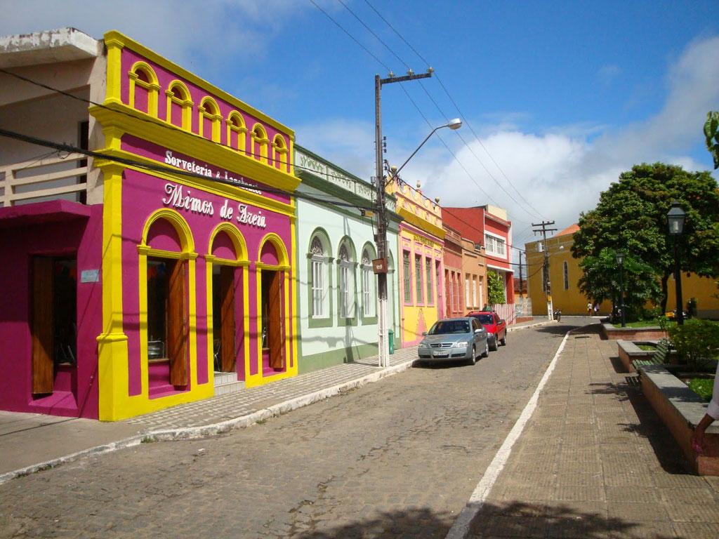 Cidade de Areia | Paraíba