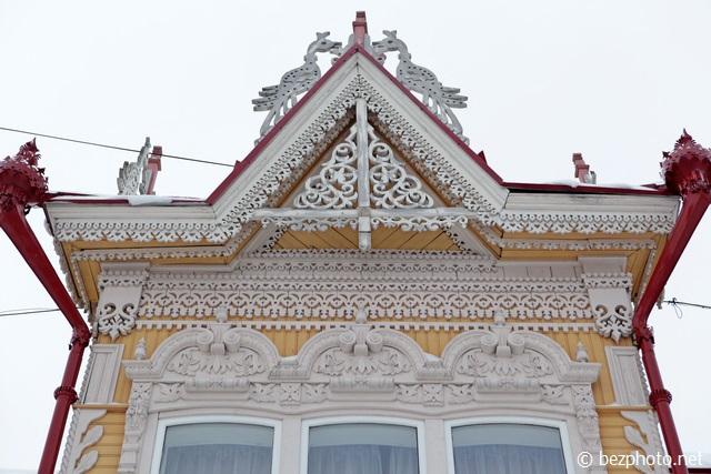 памятники деревянного зодчества томск