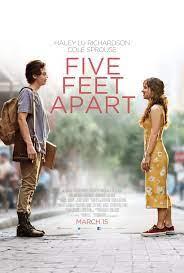 Five Feet Apart (2019) Movie Free Download HD Online