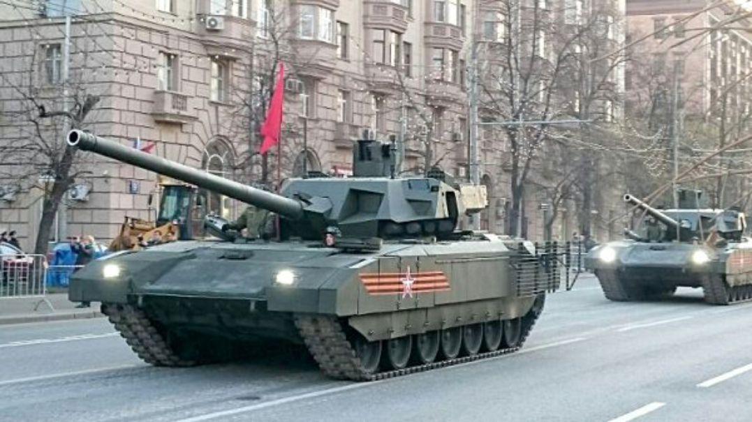 Kelebihan tank Abrams atas tank-tank Rusia