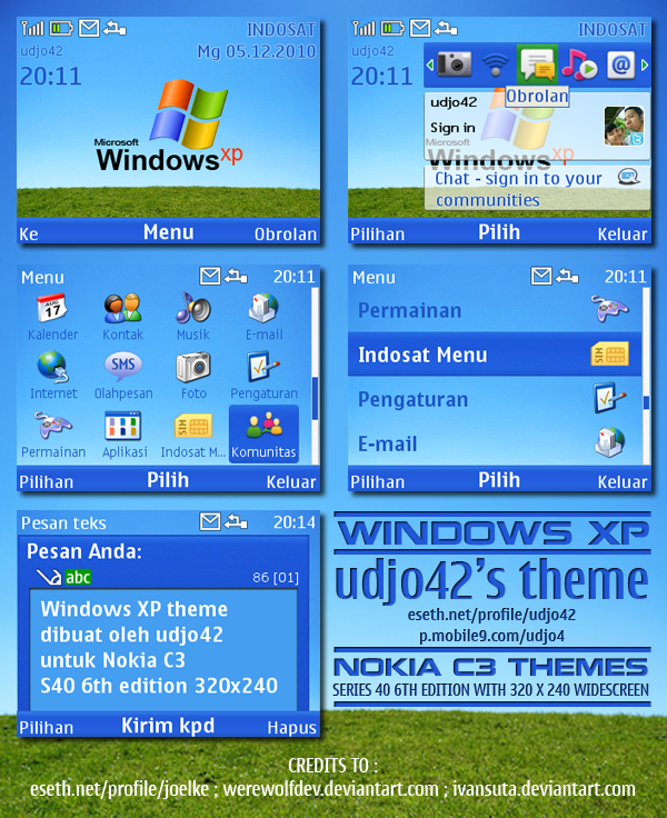 download nokia c3 themes mobile9