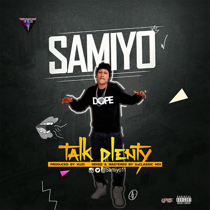 Samiyo - Talk Plenty