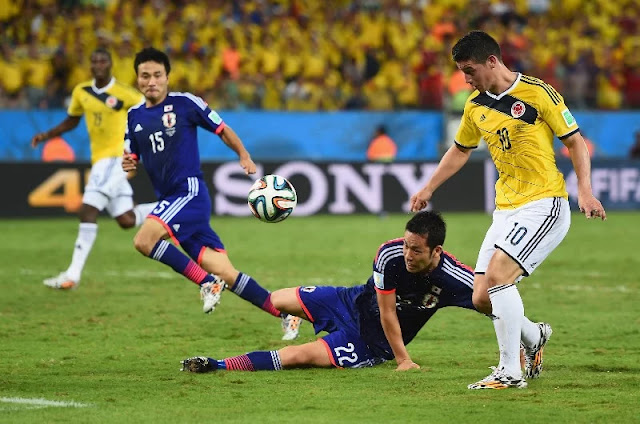 Colombia vs Japan 15th FIFA WORLD CUP 2018  Predictions & Betting Tips, FIFA WORLD CUP 2018 Today Match Predictions