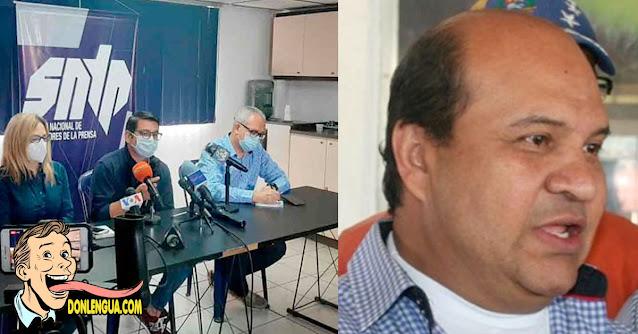 Roland Carreño fue obligado a dar declaraciones falsas frente a las cámaras