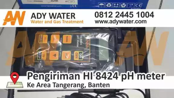 ady water jual ph meter hanna hi 8424, harga ph meter digital air, harga ph meter kolam ikan