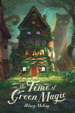 The Time of Green Magic cover