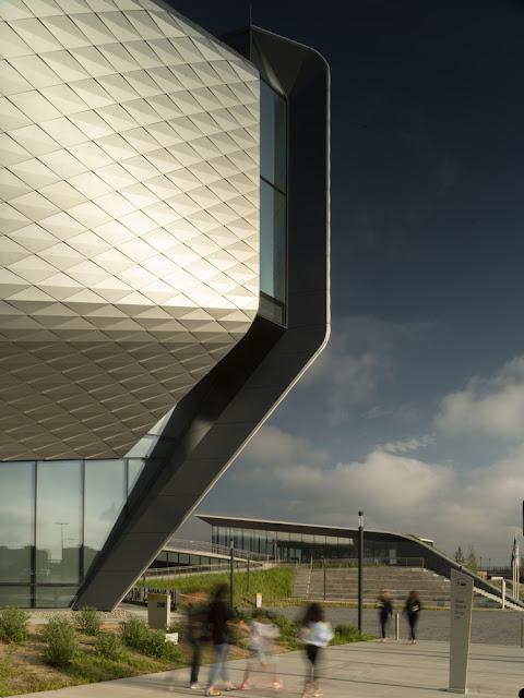 struttura, vetro