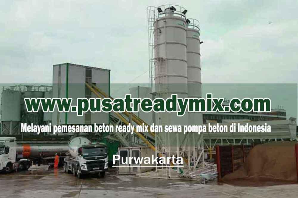 Harga Beton Jayamix Purwakarta Per M3 Terbaru 2021