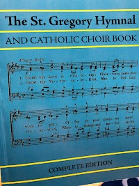 Reprint of the St. Gregory Hymnal and Catholic Choir Book Now Available