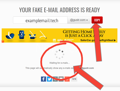 Get Temporary Email Id