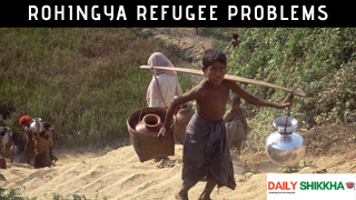 paragraph on Rohingya Refugee Problems