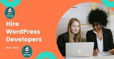 Top WordPress Website Developer or Designer company