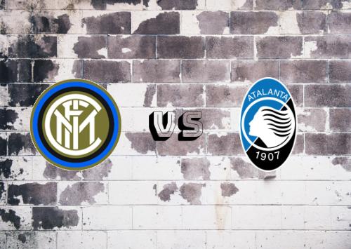 Inter de Milán vs Atalanta  Resumen y Partido Completo