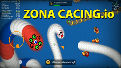 game cacing zona cacing.io