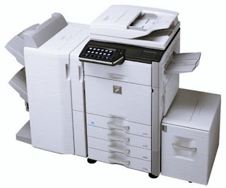 SHARP MX-5111N Printer Driver Download