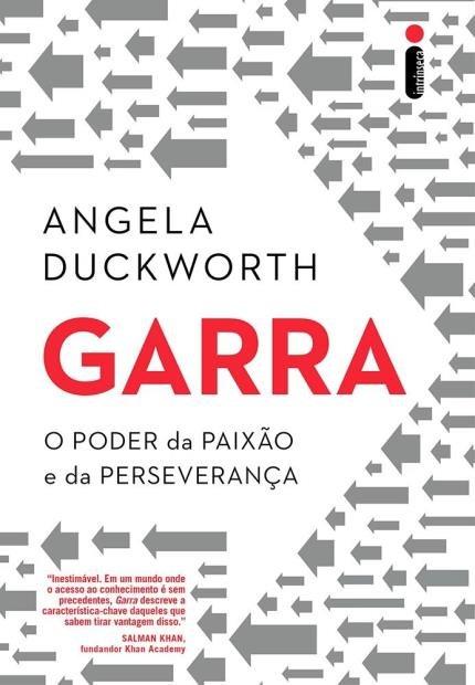 livro Garra - o Poder da Paixão e da Perseverança