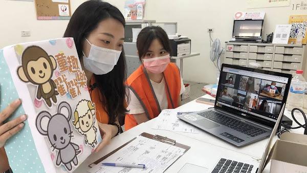 弘道福興社服中心視訊上課 居家服務失能長輩樂開懷