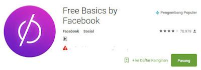 Aplikasi Free Basics