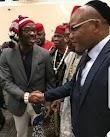 Nnamdi Kanu Arrives Japan For Biafra Struggle.